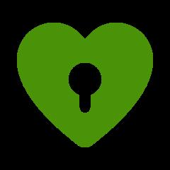 key-from-heart