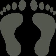 human-footprints