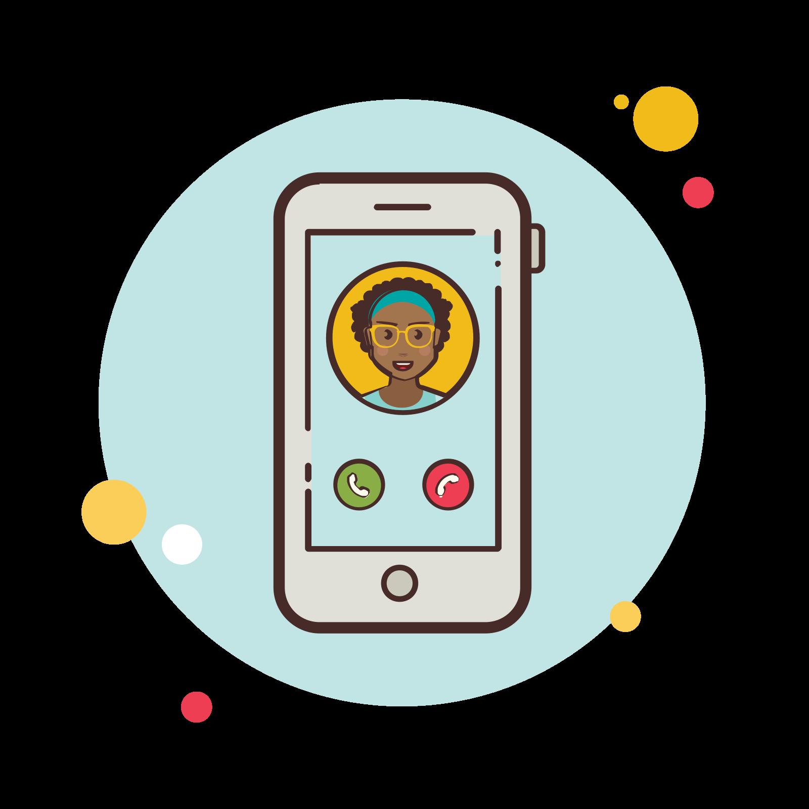 Teacher Phone Call icon