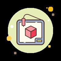 3d printer icon