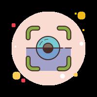 iris scan icon