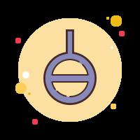 Agender Symbol icon