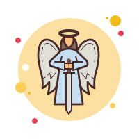Angel With Sword icon