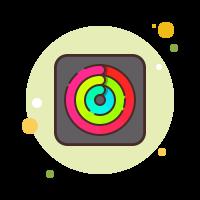 Apple Fitness icon