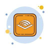 Audible icon