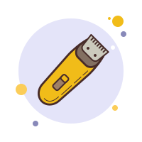 Beard Trimmer icon