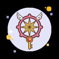 CardCaptor Sakura Key icon