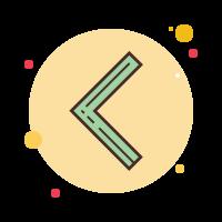 シェブロン左 icon
