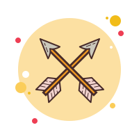 Crossed Arrows icon