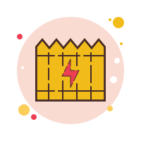 Electric Fence icon