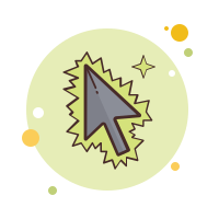 Cursor electrificado icon