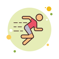 Running Person icon