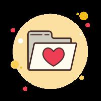 likes folder icon