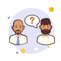 couple question-mark icon