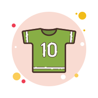 player shirt icon