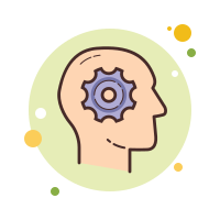 Brain Settings icon