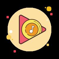 Google Play音乐 icon