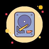 Жесткий диск icon