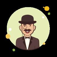 Hercule Poirot icon