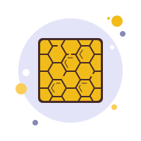Hexagonal Pattern icon