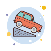 Hill Descent Control icon