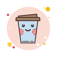 Kawaii Coffee icon
