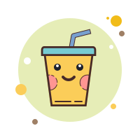 Kawaii Soda icon