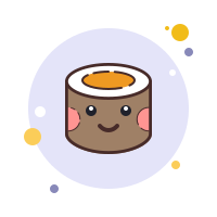 Kawaii Sushi icon
