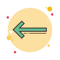 Long Arrow Left icon
