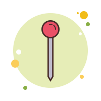 Pin Mappa icon