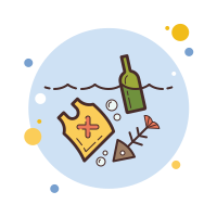Marine Pollution icon