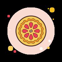Веселый пирог icon