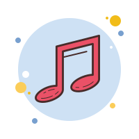 Music Icons - Free Download, PNG and SVG