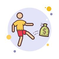 Pass Money icon