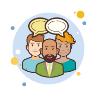 People Working Together icon