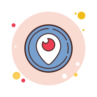 periscope logo icon
