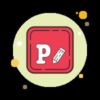 Phonto App icon