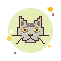 Chat pixel icon