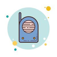 Cirrcle Bubbles icon
