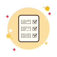 Report Card icon
