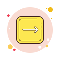 Right Button icon