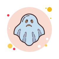 Sad Ghost icon