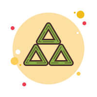 Three Triangles icon
