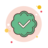 Verified Account Icon - Free Download, PNG and Vector