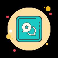 Nouvelles icônes de bulles de cercle - Téléchargez des ...