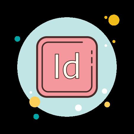 어도비 인디자인 icon