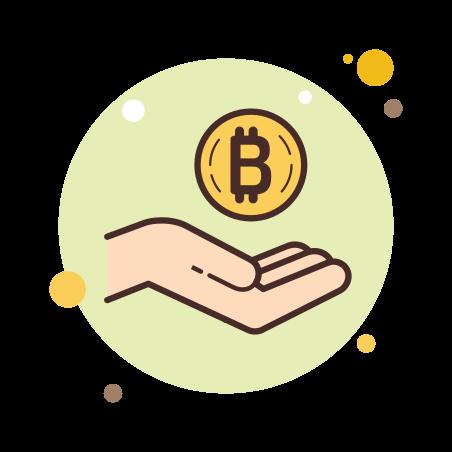 Bitcoin Accepted icon