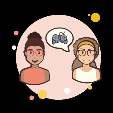 Couple Game Controller icon