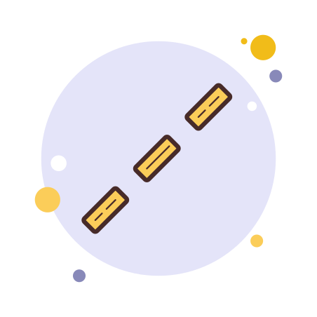 Dashed Line icon