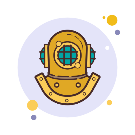 Diver Helmet icon